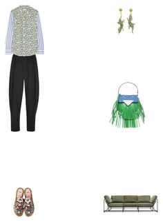 """""""Grace"""" by zoechengrace on Polyvore featuring Vivienne Westwood Anglomania, Equipment, Sara Battaglia, Stephen Kenn and Betsey Johnson"""
