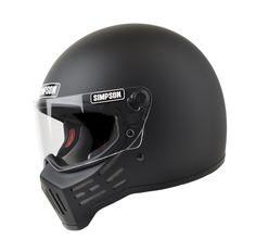 Simpson M30 Bandit Motorcycle Helmet 4