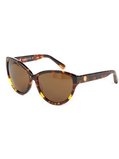 Tortoiseshell Cate Eye l Chantal Sunglasses by House of Harlow The Great Clothing, Pink Mascara, Sunnies, Sunglasses, Grunge Look, Other Accessories, Style Inspiration, Jewels, My Style