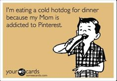 If I had kids. Heck, the DOGS would happily eat cold hot dogs...