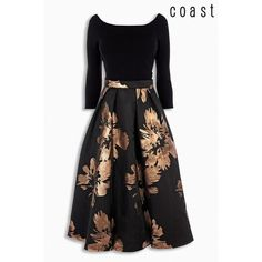 Shop for Coast Chloe Bardot Dress at Next.co.uk. Next day delivery and free returns to store. 1000s of products online. Buy Coast Chloe Bardot Dress now!