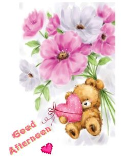 Canvas Artwork, Canvas Art Prints, Cute Images, Cute Pictures, Teddy Bear Pictures, Tatty Teddy, Cute Teddy Bears, Happy Birthday Greetings, Bear Art