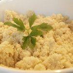 Receita de Farofa de Manteiga