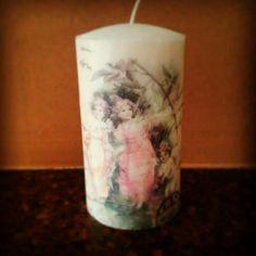 Κερί decoupage