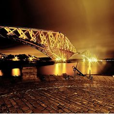 """THE FORTH BRIDGE"""