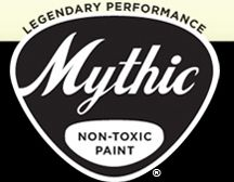 Save 5 percent off Mythic Paint!  Use coupon code 'KidsDecor5' and receive 5 per cent off non-toxic Mythic® paint purchases.    Mythic® paint is a non-toxic, ultra low odor paint that provides the durability and coverage you expect from a premium paint without the off-gassing VOC's and cancer-causing toxins that emit years after drying. Stronger, safer, smarter paint®. Now that's a breath of fresh air.