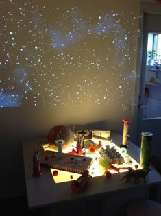 Light and Shadow Play ~ would be fabulous for a space inquiry!