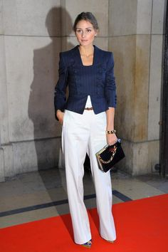 olivia palermo...love this look