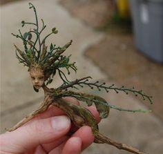 Chicorydell : artiste en sculpture miniature - Manda Rêve