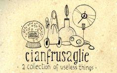 Cianfrusaglie - (most of my stuff!)