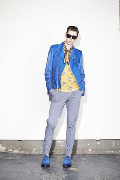 New collection #marcjacobs spring/summer 2014 #menswar