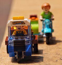 bajaj vs tricycle