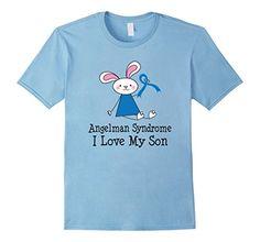 inktastic Angelman Syndrome Awareness Gift Toddler Long Sleeve T-Shirt