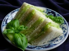 Buckingham Palace Garden Party Cucumber Sandwiches Recipe - Food.com - 230631