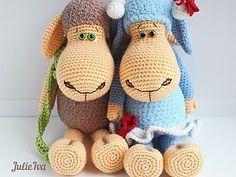 Мастер-класс по вязанию овечки - Ярмарка Мастеров - ручная работа, handmade