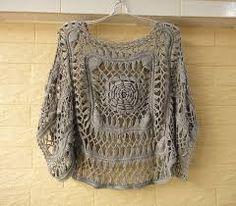 Resultado de imagem para kimonos tejidos a crochet patrones