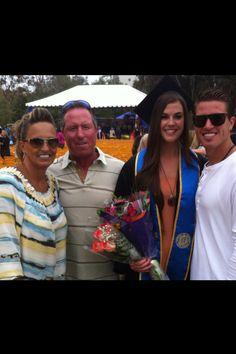 Congrats Chels Rich , Hope , &  Ryan  2012