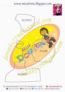 Miss Dorita: Forro Frutillita