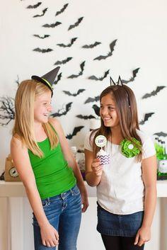 Halloween Party for HGTV  + Free Halloween Printables | The TomKat Studio