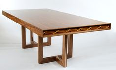 LINLEY | Bespoke design & furniture | Helix Dining Table