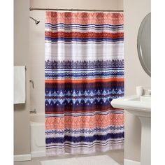 Greenland Home Fashions Urban Boho Shower Curtain & Reviews | Wayfair