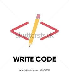 Image result for logo code pencil