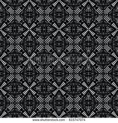 Seamless abstract monochrome engraving pattern. Texture for certificate or diploma, currency and money design. Single-leaf woodcut, xylography, printmaking. Vector Illustration