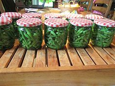 Canning beans (recipe with picture) - Snack Mix Recipes Snack Mix Recipes, Bean Recipes, Canning Beans, Claudia S, Vegetable Drinks, Healthy Eating Tips, Special Recipes, Canning Recipes, Jelly Beans