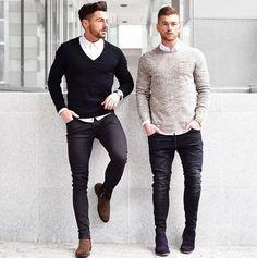 Smart casual fashion, smart casual menswear, smart casual outfit, f Smart Casual Outfit, Smart Casual Men, Stylish Men, Casual Outfits, Casual Dresscode, Casual Wear, Fashion Mode, Look Fashion, Mens Fashion