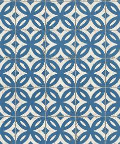 Papel pintado cocina PDW9524703 azulejos