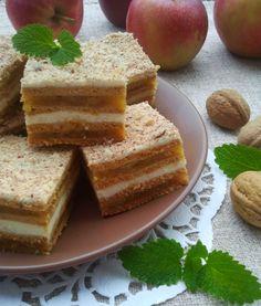 Domowa Cukierenka - Domowa Kuchnia: ciasto karmelowe z jabłkami