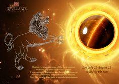 Jewel Arts India Western Astrology series presents Leo Gemstone - The Tiger's Eye.