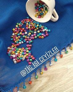 Hayat acitsada kimi zaman canımızı...Ağlasak  da için için, Dualarımız var bizim... Bizi Rabbe yaklaştıran, hüznümüze EYVALLAH..! #yazma… Diy Crafts Crochet, Hand Embroidery Designs, Tassels, Crochet Tote, Table Toppers, Tejidos, Embroidery, Tassel, Soft Leather