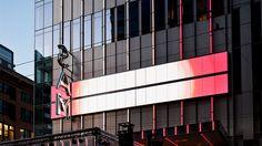 Watch: Doug Aitken Wraps A Building In Video Art  Seattle Art Museum