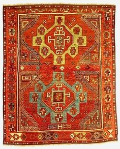 This 18c Aksaray 'Crivelli' style carpet will be exhibited for sale at the ANTIQUE RUG & TEXTILE PAVILION during the New York International Carpet Show (NYICS), 11-13 September. Other dealers offering top ...