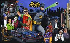 1966 Batman by Ed Lloyd