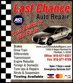 55 best auto repair plainfield il images on pinterest repair shop are you looking for an auto repair shop in plainfield illinois that you can trust solutioingenieria Gallery
