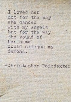 My favourite poem <333