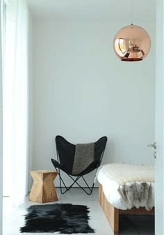 AA Butterfly chair (black) from www.bodieandfou.com...