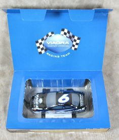 New Viagra Nascar Race Car #6 Mark Martin Computer Mouse Drug Rep Collectible 02