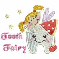 OregonPatchWorks.com - Sets - Tooth Fairy 2 Applique Embroidery Designs, Custom Embroidery, Embroidery Thread, Brother Embroidery Machine, Dental Kids, Tooth Fairy Pillow, 3d Artwork, Baby Ideas, Free Design