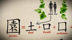 That's a Fact - Chinese Pictographs