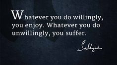 Living With Joy! 6 Sadhguru Quotes to Inspire Your Happiness Hindi Quotes On Life, Good Life Quotes, Spiritual Quotes, Happy Quotes, Great Quotes, Me Quotes, Quotes About Moving On In Life, Inspiring Quotes About Life, Inspirational Quotes