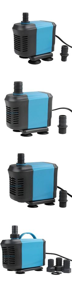 Pumps Water 77641: 400-1455Gph Aquarium Submersible Water Pump Pond Fish Tank Powerhead Hydroponic -> BUY IT NOW ONLY: $33.67 on eBay!