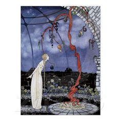 Rosalie et l'arbre de la beauté