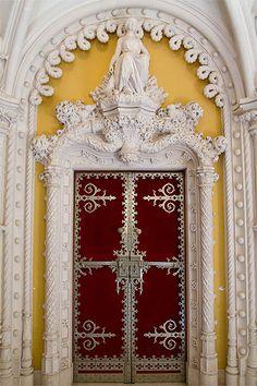Sintra - Palais de la Regaleira - Portugal