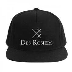#DesRosiers Snapbacks in stock now www.houseoftreli.com