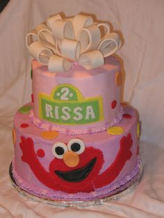 Girly Elmo Cakes - Yahoo! Search Results