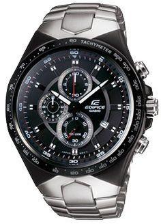 8a020a019f4 Casio General Mens Watches Edifice Chronograph EF-534D-1AVDF - WW