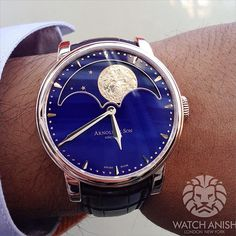 The new HM Perpetual Moon from Arnold & Son